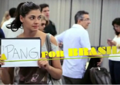 Produtora local | A Pang for Brazil